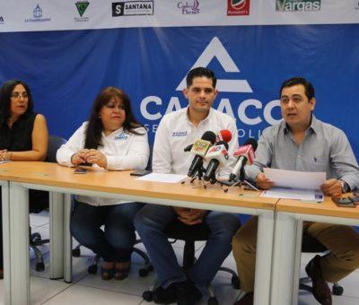 Realizarán la décima edición de «Expo liquidación Canaco 2020»
