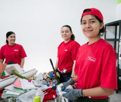 Voluntarios de Ternium se unen para renovar escuela en Jalisco
