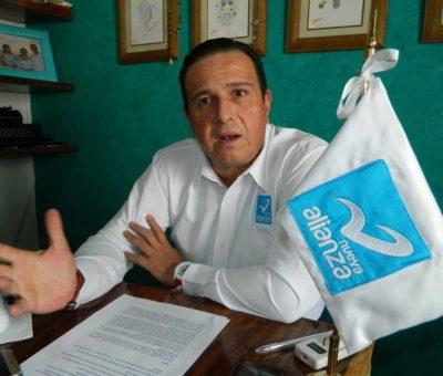 Demanda Javier Pinto que la CFE condone tarifas eléctricas de marzo a abril, por Covid-19
