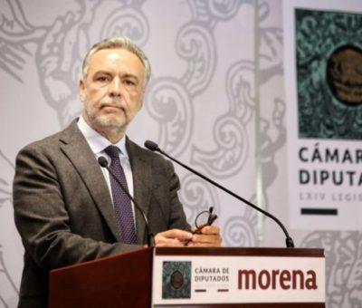 Tribunal valida a Ramírez Cuéllar como dirigente de Morena