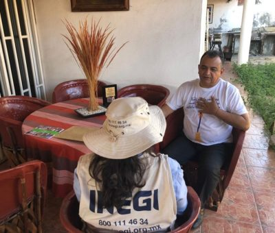 Felipe Cruz Invita a Ciudadanos a Colaborar en el Censo de Población y Vivienda del INEGI