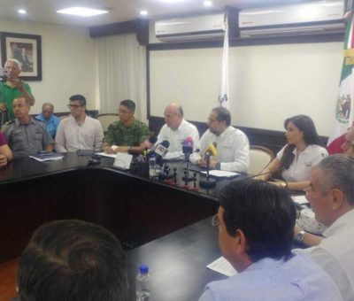 Por Coronavirus suspenden clases en Colima a partir de este martes