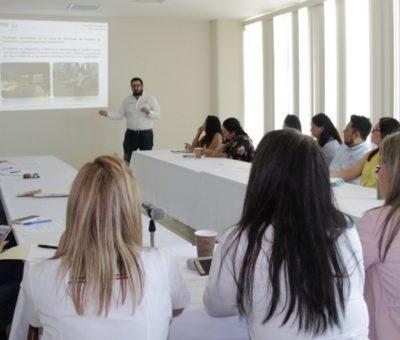DIF Estatal fortalece las medidas preventivas del coronavirus al interior de la Institución