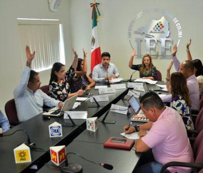 Cuenta IEE Colima con Manual de Organización y Código de Ética
