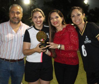 Ceca-Centro Médico, campeonas del Torneo Relámpago de Futbol Femenil 6×6