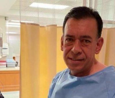 Le pega un infarto a Humberto Moreira