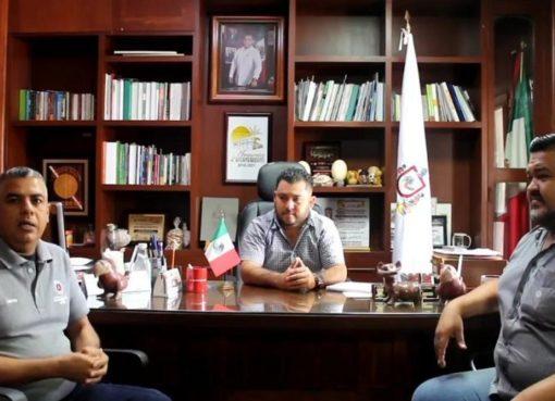 Anuncia alcalde Chava Bueno no cobro a comercio ambulante