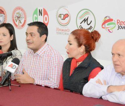 Dan cargo en el PRI a Itzel Ríos: va «a reconquistar nuevos adeptos», señala