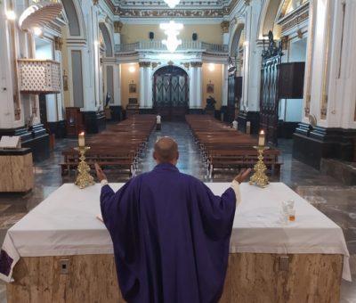 Se suspende viacrucis y visita a los 7 templos en Semana Santa