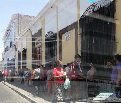 Sindicato de trabajadores del Estado apoyan a 400 familias más vulnerables con dinero en efectivo, por Covid-19