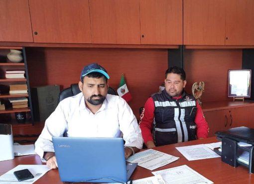 Cuauhtémoc colabora con SS estatal para la difusión y uso de información científica