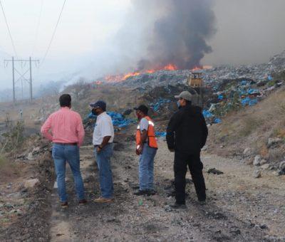 Incendios «provocados» se les salió de control, denuncian