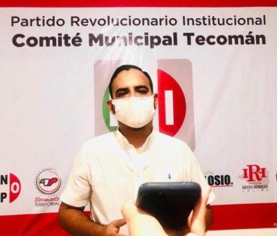 Lamentable que Ayuntamiento deje sin agua a Tecomán y más en esta pandemia de Covid-19: CDM del PRI