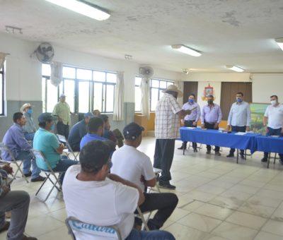 Empresa privada impulsará la siembra de maíz en Cuauhtémoc