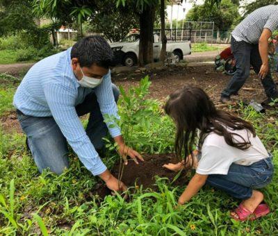 Atención Ciudadana arranca programa de reforestación