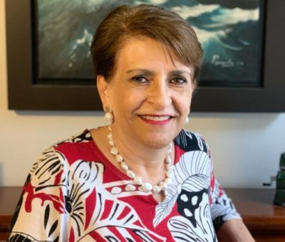 Eligen a Norma Becerra Pocoroba Presidenta del Consejo Nacional Directivo de la AMANAC
