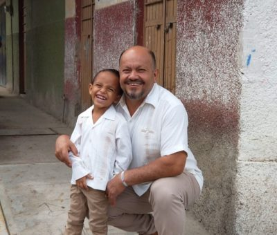 Mi familia, el tesoro más grande que Dios me ha regalado: Rafael Mendoza