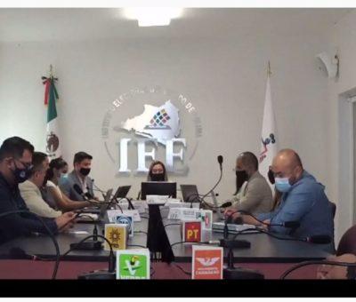 Avalan consejeros del IEE por unanimidad inscripción del PES