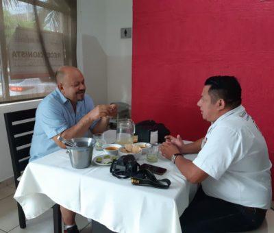 Es la oportunidad de impulsar caras nuevas en la política: Mendoza Nazarit