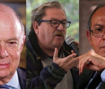 Taibo II recomienda a Krauze y Aguilar Camín irse del país