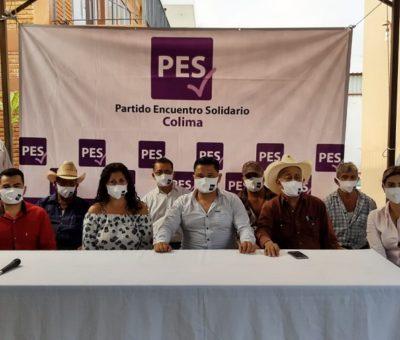 Trabajo conjunto con la ciudadanía, ofrece el PES en Cuauhtémoc