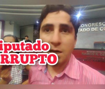 Vladimir Parra dispuso de medio millón de pesos que tendrá que devolver