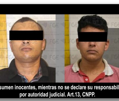25 años de cárcel a dos hombres por desaparición de persona