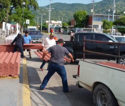 Invita Ayuntamiento a adquirir tinacos, cisternas y láminas de fibrocemento a bajo precio