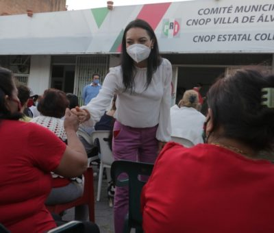 Mely: Faltaron acciones para atender pandemia por Covid-19 en todo México