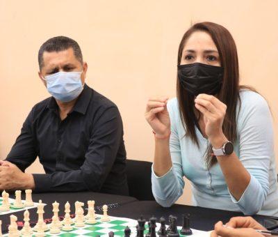 El Ajedrez será deporteprioritario para el Incode