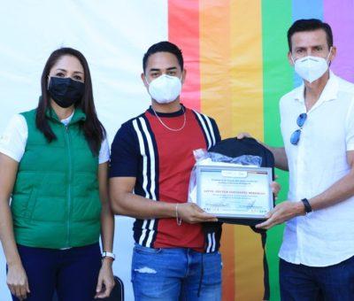 Reconoce Gobierno del Estado a quienes promueven el deporte diverso en Colima