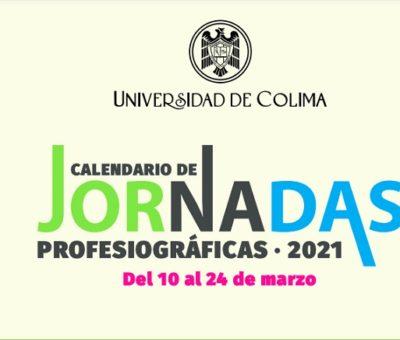 Invitan a las Jornadas Profesiográficas 2021