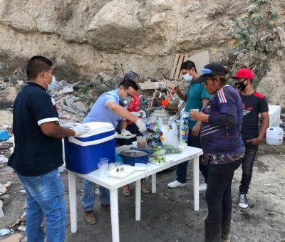 Se han beneficiado a más de 8 mil personas con el programa Comedor Intinerante de la CNOP Tecomán