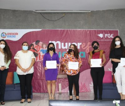 Realiza Fiscalía segunda edición del foro Mujer es Fuerza