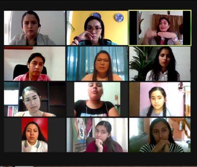 Promueven participación de mujeres en carreras de ciencia y tecnología
