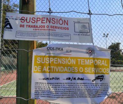 El fin de semana, suspenden 4 establecimientos por incumplir medidas contra Covid-19
