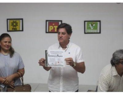 Elías Lozano seguirá pisoteando los principios de MORENA, acusan morenistas