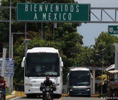 Por COVID-19, anuncia México restricciones en sus fronteras