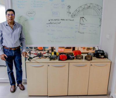Participa universitario en proyecto mundial sobre inundaciones e inteligencia artificial