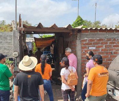 Mejorar los servicios públicos en las colonias más olvidadas: Roberto Verduzco