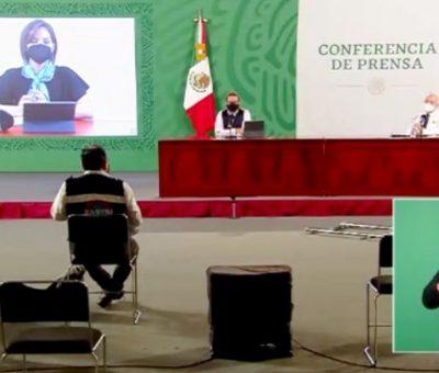 Colima, entre las 3 entidades con menor incidencia de casos y defunciones por Covid