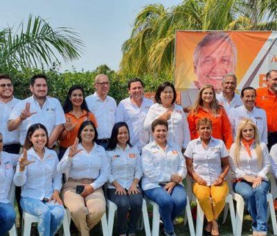 La fuerza electoral de mayor crecimiento en el país es Movimiento Ciudadano: Dante Delgado
