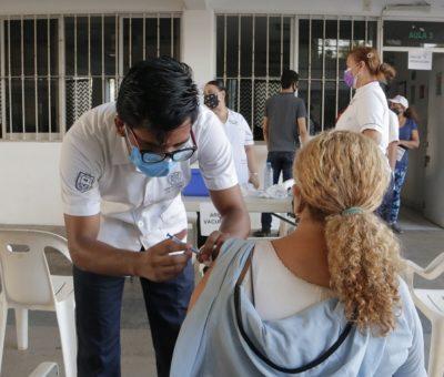 Continúan apoyos de la UdeC a la estrategia nacional de vacunación anti-COVID