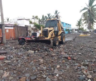 El Paraíso el más afectado ante el paso del huracán Enrique