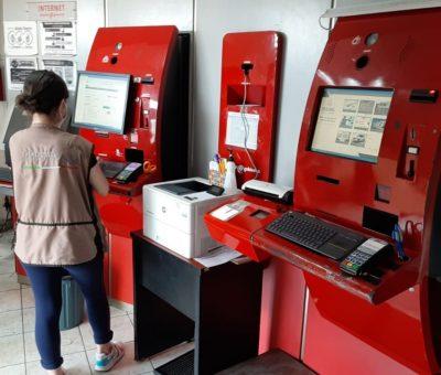 Habilitan 13 kioscos para renovar licencias de conducir: Seplafin