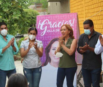 La contienda electoral ya pasó, es tiempo de trabajar sin distingo de partidos: Tey Gutiérrez