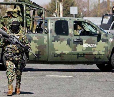 Aseguran más de mil cartuchos útiles, cargadores y armas en El Grullo, Jalisco