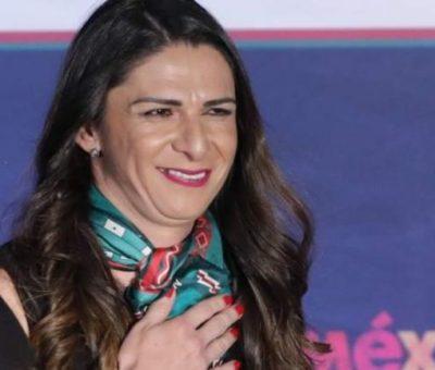 """Yo no competí"", respuesta de Ana Guevara por pocas medallas olímpicas de México"