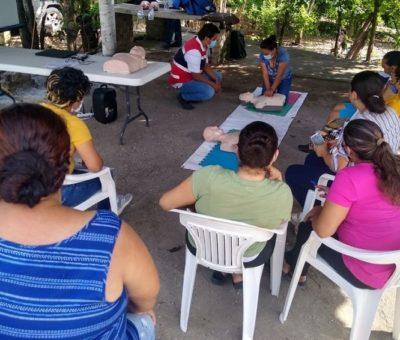 Trabaja DIF en mejorar condiciones de vida en comunidades marginadas