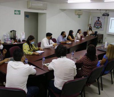 Reuniones de trabajo del proceso de Entrega-Recepción